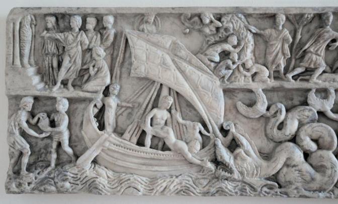 Jonah:  Answered Prayers 8.24.14