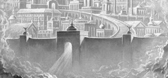Revelation: The City of God 11.30.14