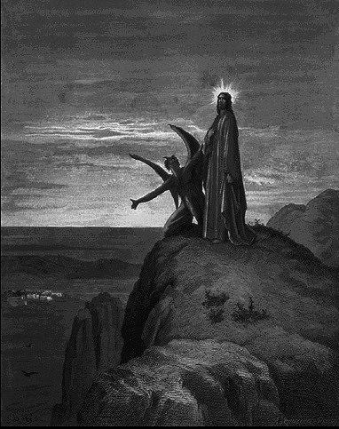 Matthew: Inauguration and Temptation 1.11.15