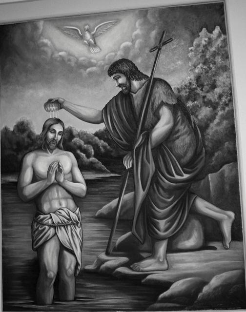 Matthew: Being John The Baptist 1.4.15